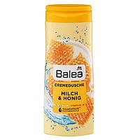 Гель-крем для душа Balea молоко и мед 300ml Германия