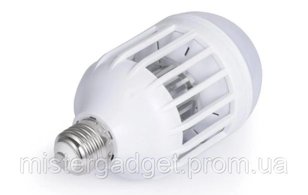 Светодиодная лампа Zapp Light ловушка для насекомых