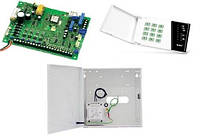 Комплект ПКП CA-6 P + клавиатура CA-6 KLED + корпус AWO-005 7/TRP20/SATEL