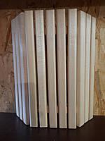 Ограждение  светильника угловое исп. №2  для сауны или бани., фото 1