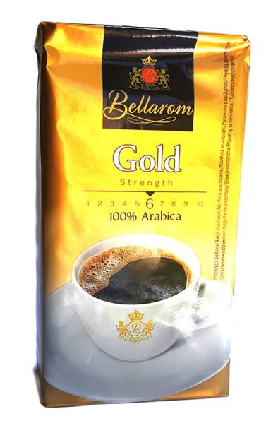 Кофе Bellarom Gold молотый 250 грамм в вакуумной упаковке