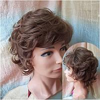 Парик из натуральных волос каскад русый VEGA-8