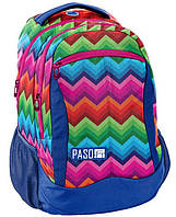 Рюкзак женский Paso Синий 18-2808ZI16, КОД: 1522723