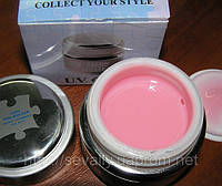 Salon Professional Builder Gel Cool Pink , 15 мл