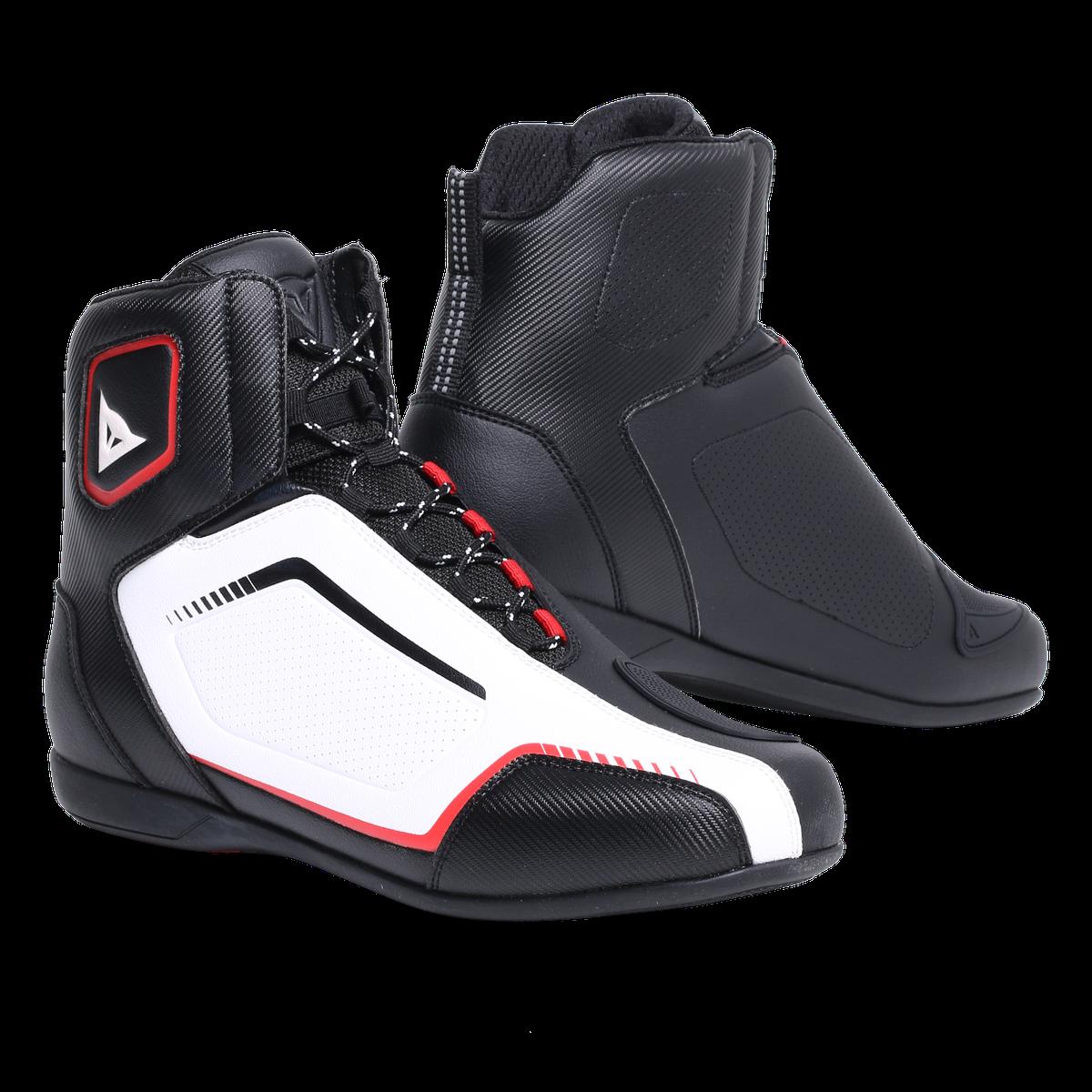 Мотоботы Dainese Raptors Air Black/White/Red (Разные цвета)