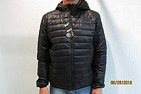 Мужская спортивная куртка Remain 70310 темно синяя  код 246б