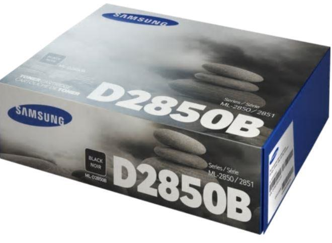 Тонер-картридж Samsung D2850 ML-2850D/2850ND Black 5000 страниц