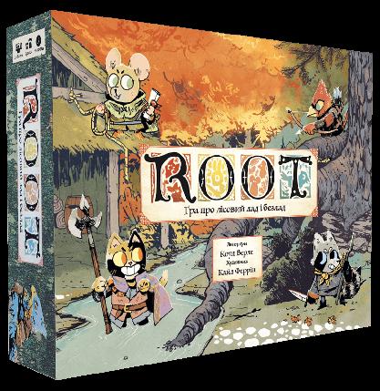 Настольная игра Root (Корни) укр. Предзаказ, фото 2
