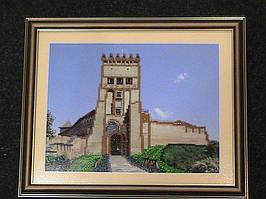 Картина Луцький замок