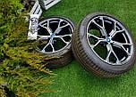 Оригинальные диски R21 BMW X5 G05 X6 G06 741M style, фото 2