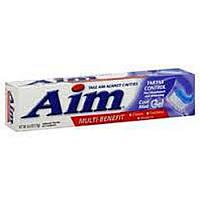 Зубная паста Aim Multi Benefit Tartar Control 170 г. (USA) - 33377