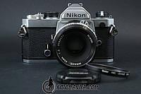 Nikon FM kit Nikkor 50mm f2.0 Ai, фото 1
