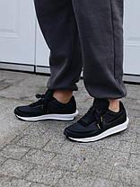 """Кроссовки Nike Sacai x LDWaffle """"Черные"""", фото 3"""