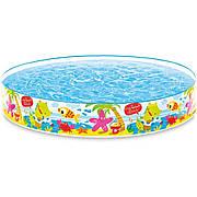 Intex 56451 - каркасный бассейн Snapset Pool 152x25 см