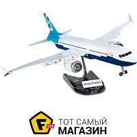 Моделист-конструктор конструктор для мальчиков от 7 лет - Cobi Самолет Boeing 737 MAX 8 (COBI-26175)