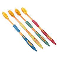 Зубная щётка Nano Ultra Soft Bamboo набор из 4 предметов Tb.441, КОД: 361139
