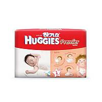 Подгузники Huggies Premier №1 (2-5 кг) 70 шт. - 34106