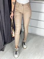 Женские Джинсы с накладными карманами, фото 1