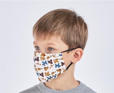 Респиратор защитная маска KN95 евро стандарт FFP2   5 слоев Цветная