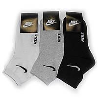 Мужские носки с надписью Nike от 8,75 грн./пара (светлое ассорти)