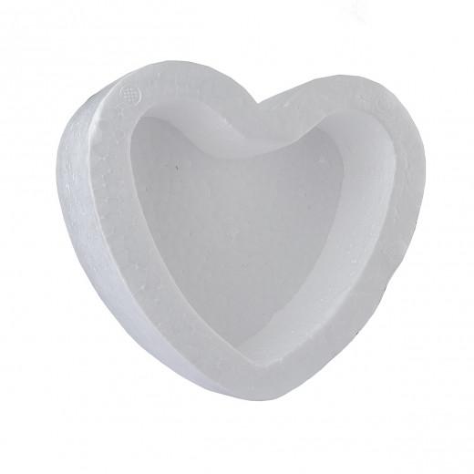 """Пінопластова фігурка  SANTI  """"Heart box"""", 1 шт./уп., 15,2 см."""