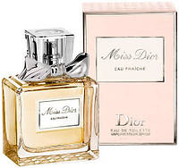 Christian Dior Miss Dior Eau Fraiche туалетная вода 100 ml. (Кристиан Диор Мисс Диор Еау Фреш)