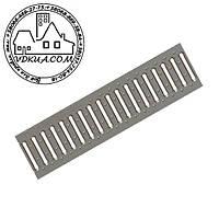 Решетка водоприемная Basic РВ-10.14.50 штампованная стальная оцинкованная 2015