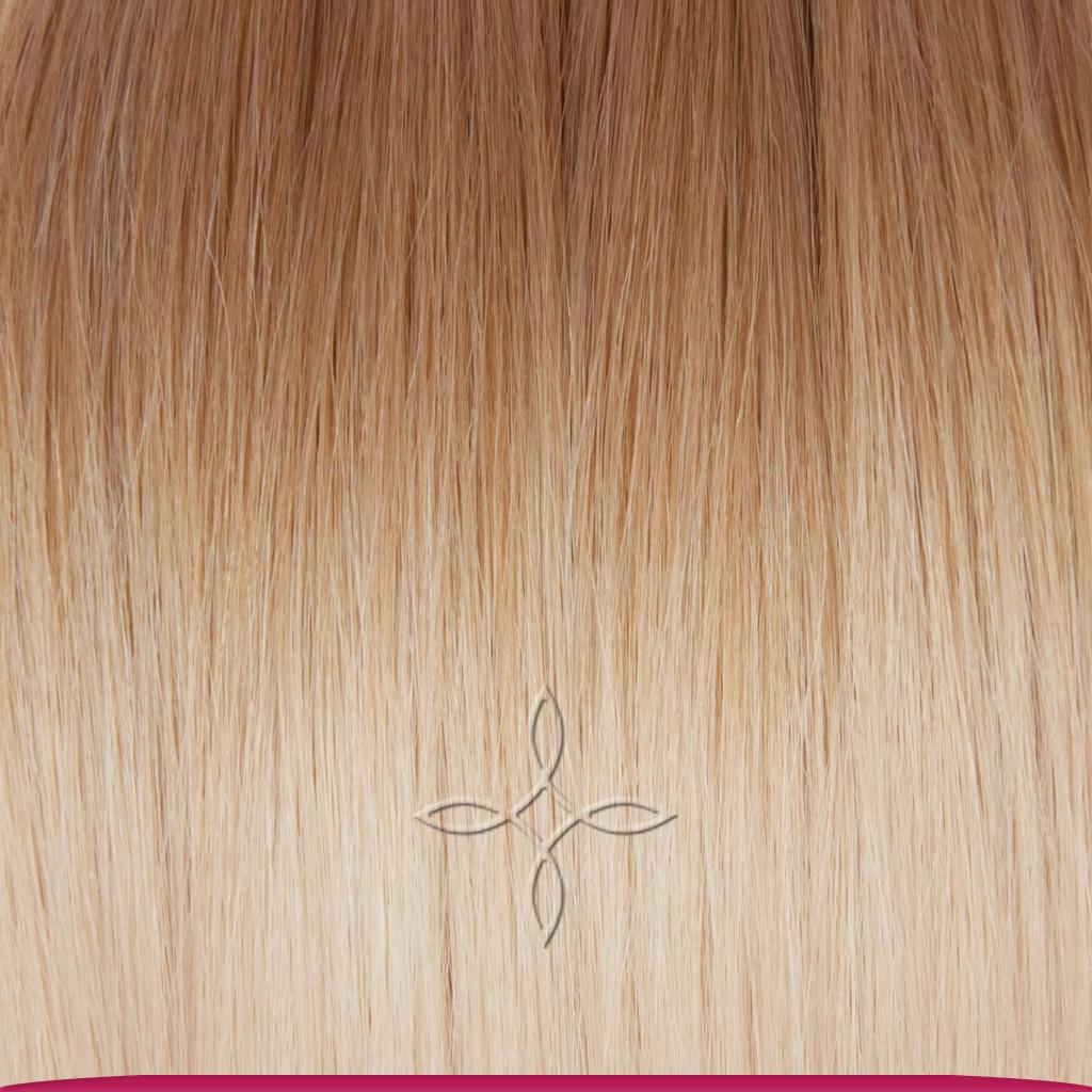 Натуральные Славянские Волосы в Срезе 60 см 100 грамм, Омбре №09-60