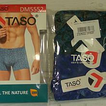 Трусы мужские шорты боксеры Taso 5552   1шт XL синий