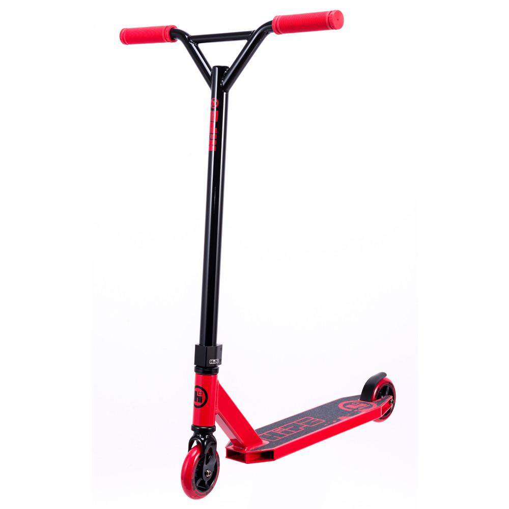 Трюкової самокат Hipe H1 Black/Red