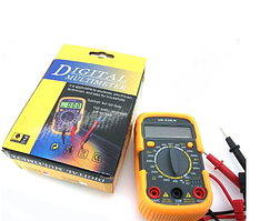 Портативный цифровой мультиметр  DT830 LN