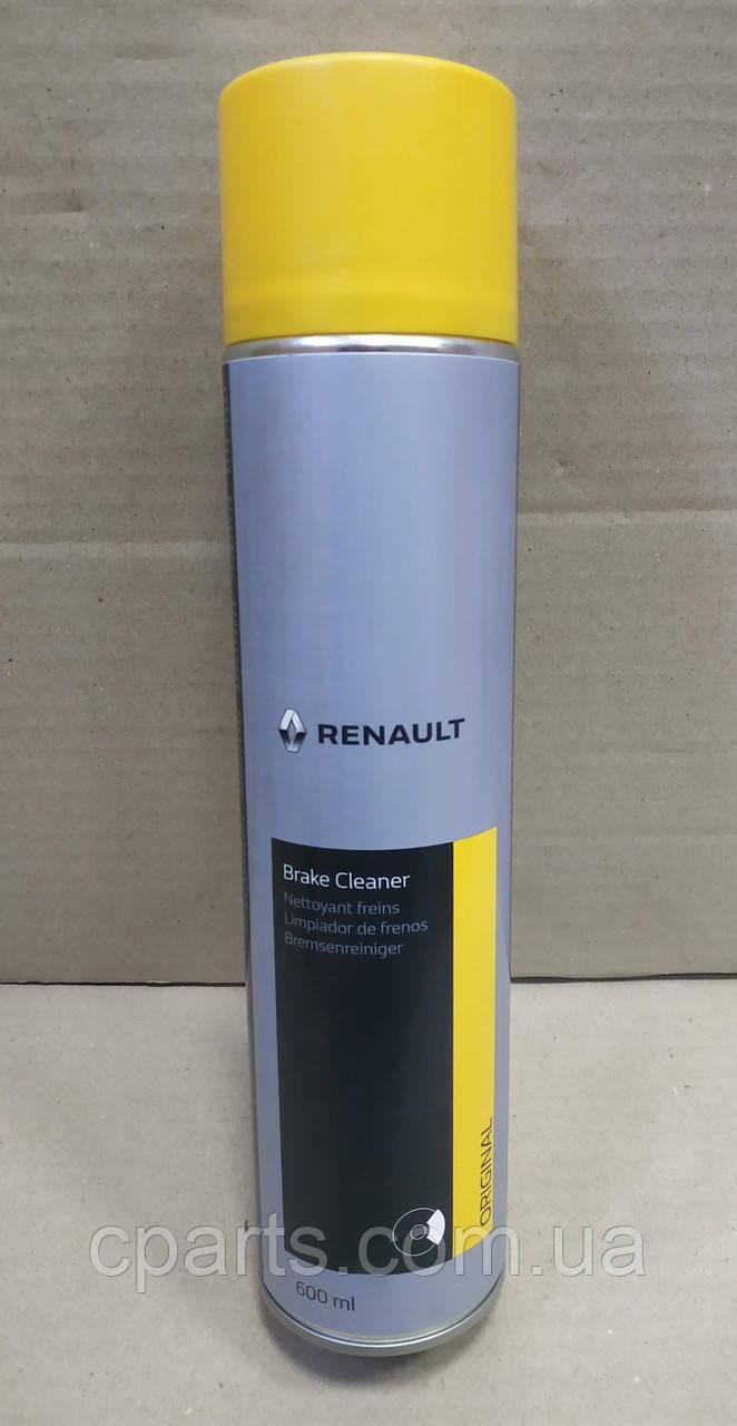 Очиститель тормозов Renault Duster (оригинал)