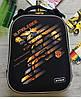 Рюкзак школьный Kite Transformers каркасный ортопедический для 1-4 каласса TF19-531M для мальчика 38*29* 16см