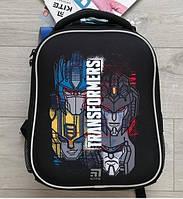 Рюкзак школьный каркасный Kite для 1-4 класса для мальчика 35x26x13,5 см Transformers TF20-555S, фото 1