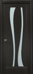 Межкомнатная дверь «Папа Карло» Lady-R (застекленная)