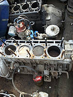 Двигатель без ГБЦ (низ мотора) 402 Газель