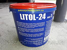 Смазка литол 24, Агринол, 4,5 кг (производитель Агринол, Бердянск, Украина)