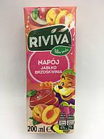 Сок мультифруктовый Riviva 200мл