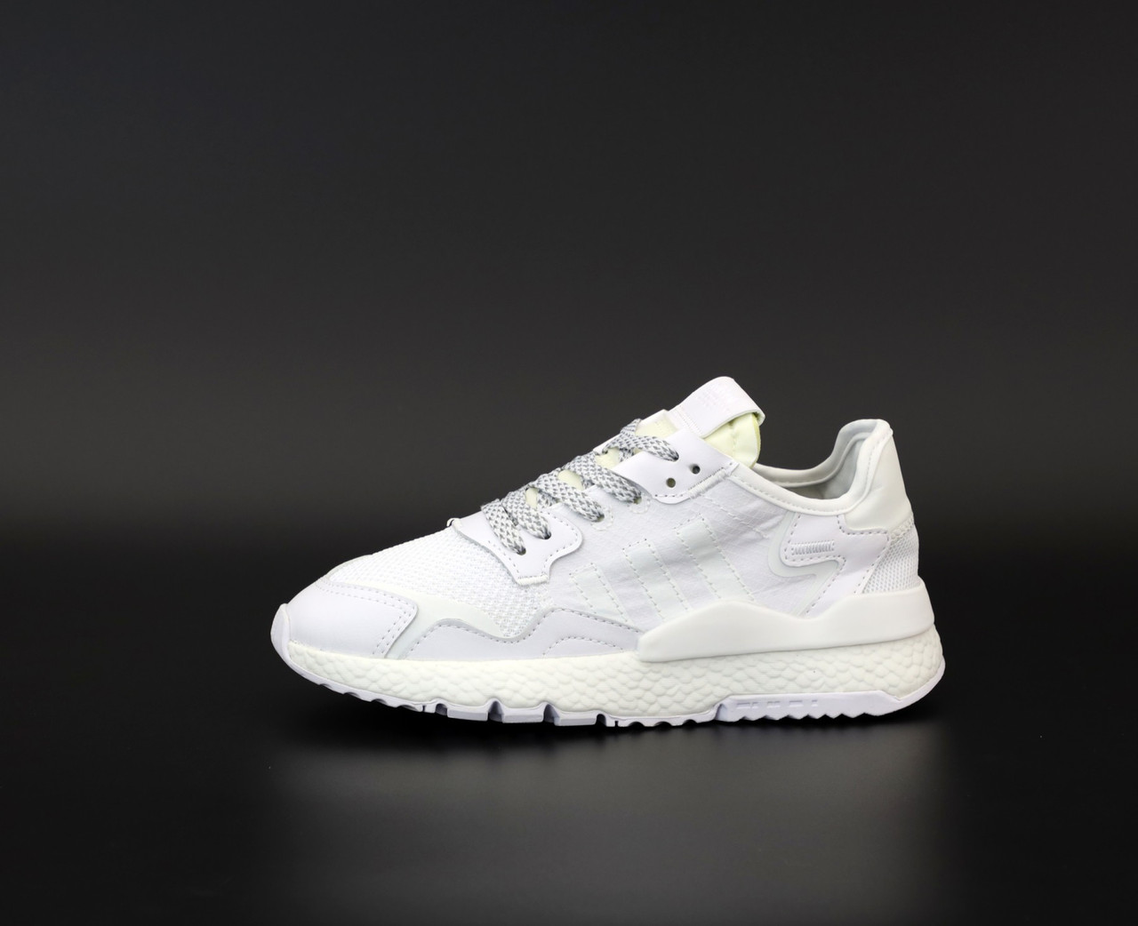 Женские кроссовки Adidas Nite Jogger, женские кроссовки адидас найт джоггер, кросівки Adidas Nite Jogger