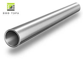 Труба круглая 90х3 мм 12Х18Н10Т нержавеющая aisi 321Н матовая, полированная, фото 2