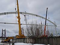 Ангар в Днепропетровске