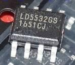 Микросхема LD5532GS so-8