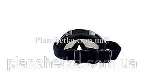 Кроссовые очки 634 motokross черные, фото 2