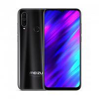 """Смартфон Meizu M10 с тройной камерой со сканером отпечатков пальцев и большим безрамочным экраном 6,5"""" 3/32Gb"""
