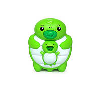 Игрушка для купания Черепаха Зеленый bhd.615-3, КОД: 1341709