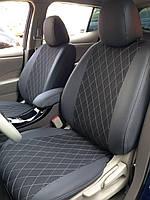 Автомобильные Модельные чехлы на сиденьяMercedes Actros (1+1) 1996-2003 EMC-Elegant 653 Eco Comfort - Заводской Пошив под ЗАКАЗ