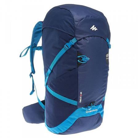 Рюкзак Quechua Forclaz 40 air Blue, фото 2
