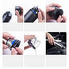 Автомобильный пылесос BASEUS на аккумуляторе  65W, 2000 mAh  Мини пылесос с аккумулятором, фото 4