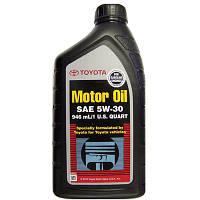 Моторное масло Toyota Motor Oil SM 5W-30 0,946 л