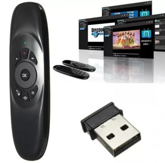 Аэромышь с русской клавиатурой и гироскопом Air Mouse Wireless